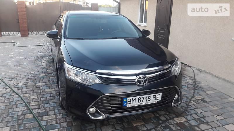 Toyota Camry 2015 года в Сумах