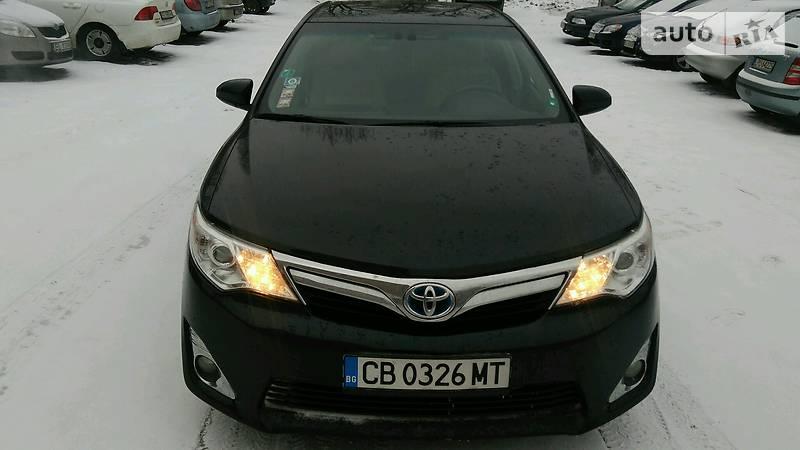 Toyota Camry 2014 года в Киеве