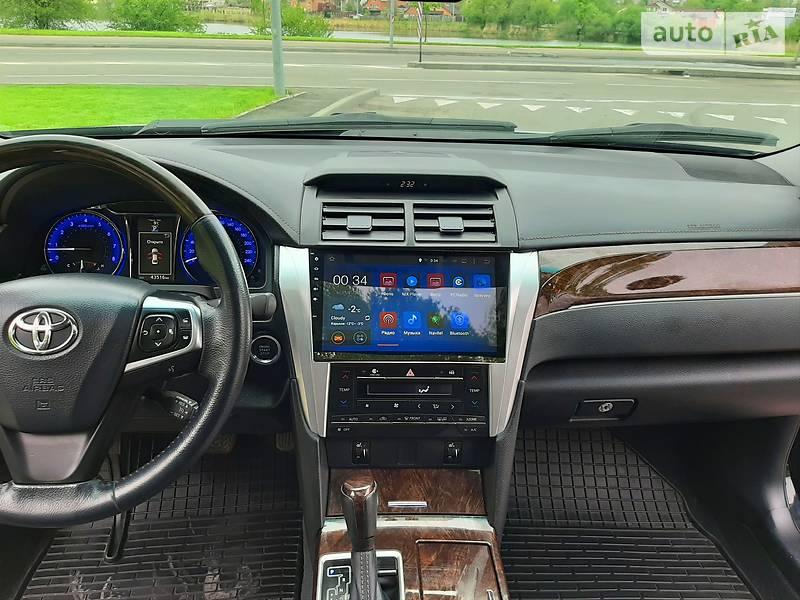 Toyota Camry Prestige Люкс