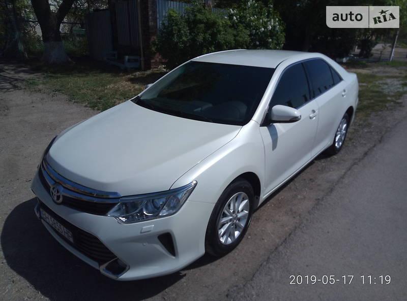 Toyota Camry 2017 года в Одессе