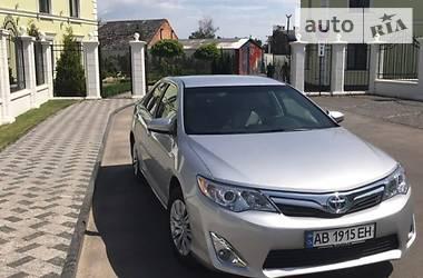 Toyota Camry 2014 в Виннице