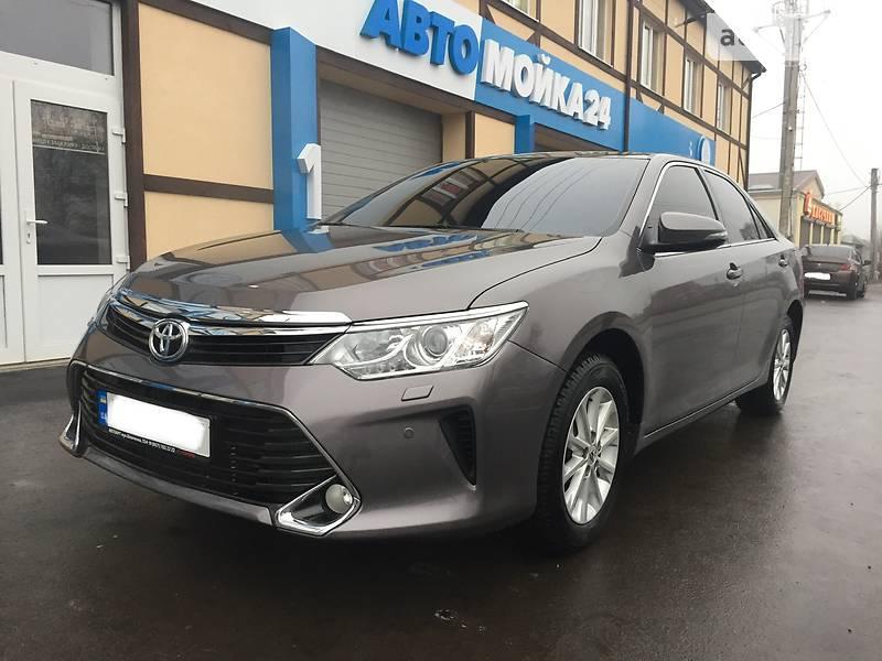 Toyota Camry 2017 в Харькове