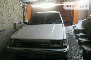 Toyota Carina E 1987 в Днепре