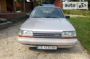 Лифтбек Toyota Carina 1987 в Сторожинце