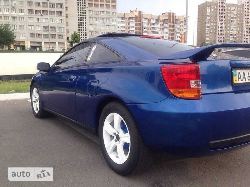 Toyota Celica 2001 в Киеве
