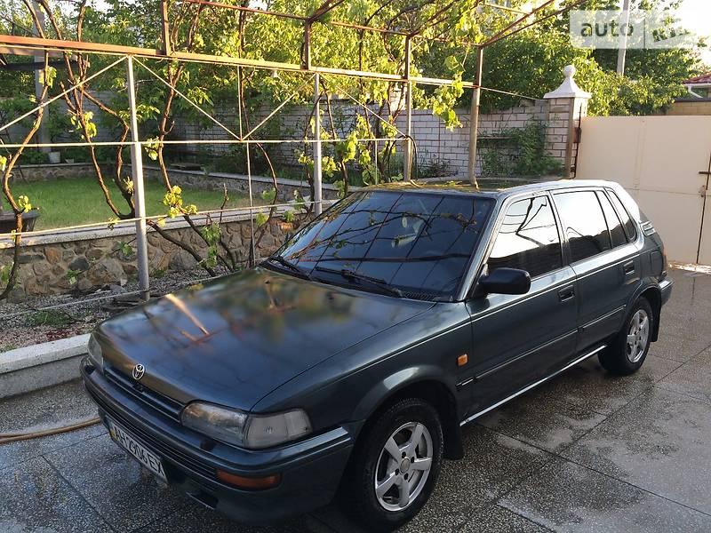 Toyota Corolla 1991 в Днепре