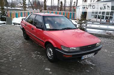 Toyota Corolla  1987