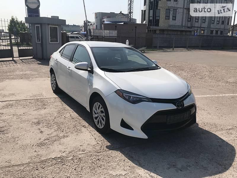 Toyota Corolla 2016 в Києві