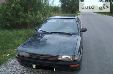 toyota corsa 1992 крыло