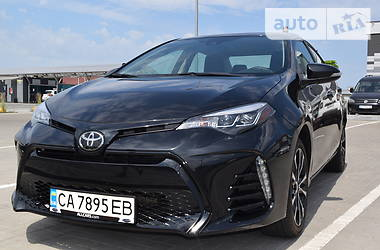 Toyota Corolla 2018 в Черкасах
