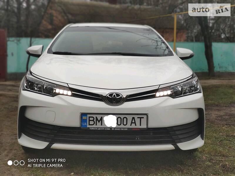 Toyota Corolla 2017 в Ахтырке