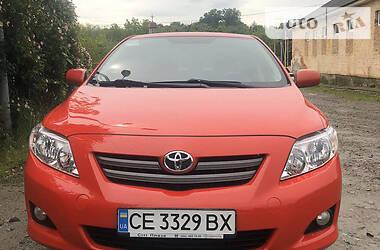 Toyota Corolla 2009 в Черновцах