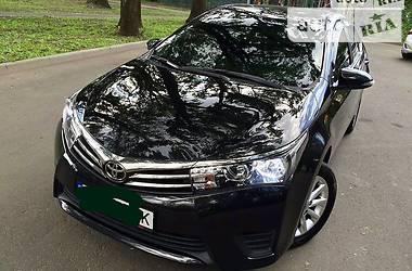 Седан Toyota Corolla 2014 в Харькове