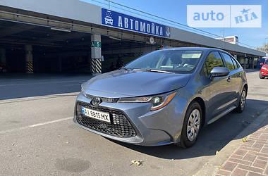 Седан Toyota Corolla 2019 в Киеве