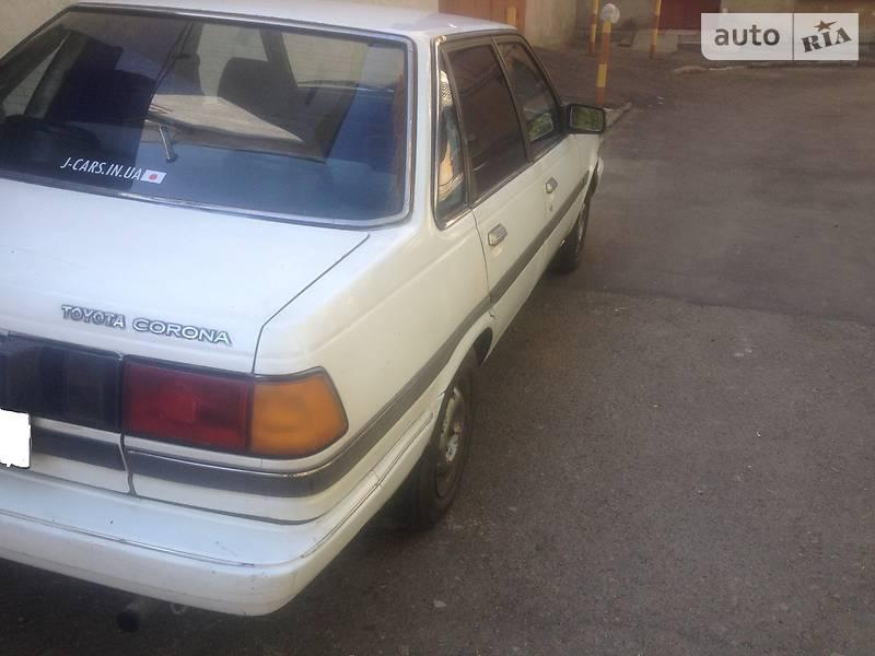 Toyota Corona 1983 в Одессе