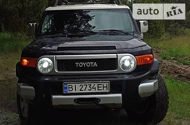 Внедорожник / Кроссовер Toyota FJ Cruiser 2008 в Львове