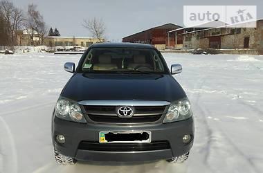 Toyota Fortuner 2008 в Тернополе