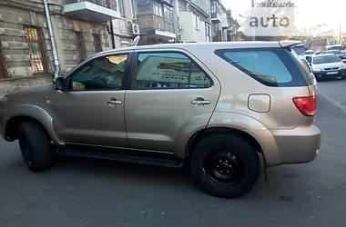 Toyota Fortuner 2006 в Одессе