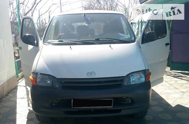 Toyota Hiace груз.-пасс. 1999 в Одесі