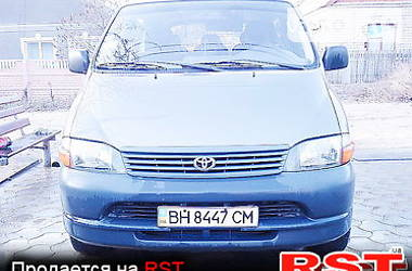 Toyota Hiace пасс. 2005 в Одессе