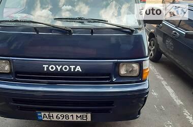 Toyota Hiace пасс. 1991 в Мариуполе