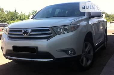 Toyota Highlander 2011