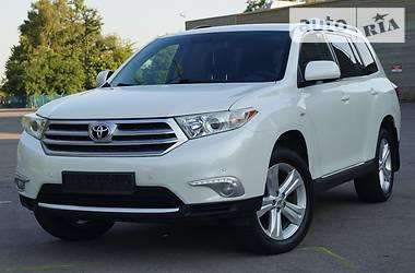 Toyota Highlander 2011 в Днепре