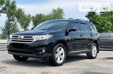 Toyota Highlander 2012 в Днепре