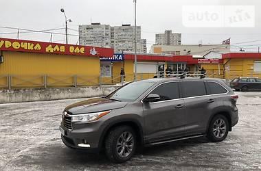Toyota Highlander 2014 в Харкові