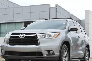 Toyota Highlander 2014 в Дніпрі