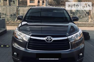 Toyota Highlander 2015 в Львове