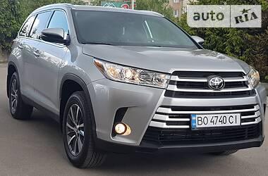 Toyota Highlander 2019 в Тернополе