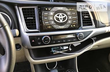 Toyota Highlander 2019 в Житомире