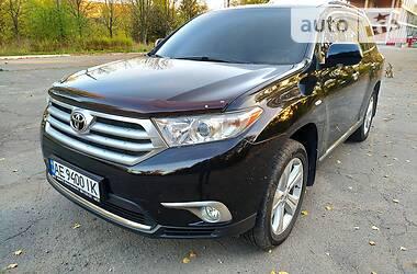Toyota Highlander 2012 в Кривом Роге