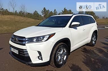 Toyota Highlander 2019 в Днепре