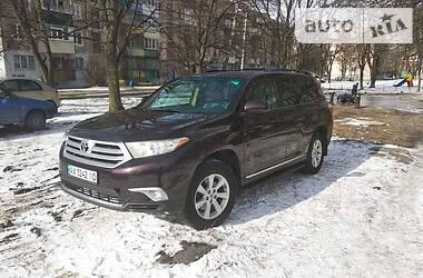 Toyota Highlander 2013 в Харькове