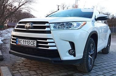 Toyota Highlander 2017 в Львове