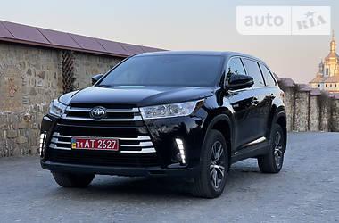 Toyota Highlander 2019 в Черновцах