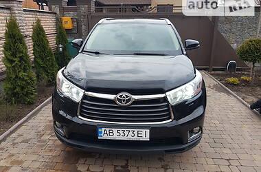 Toyota Highlander 2014 в Виннице
