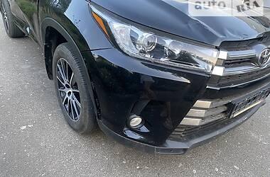 Внедорожник / Кроссовер Toyota Highlander 2019 в Одессе