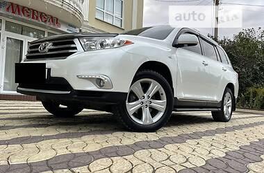 Позашляховик / Кросовер Toyota Highlander 2012 в Миколаєві