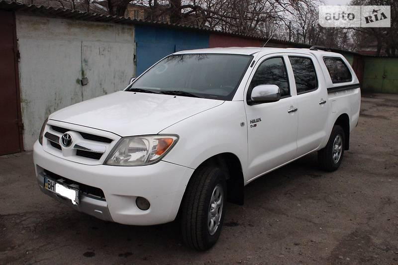 Toyota Hilux 2007 в Одессе
