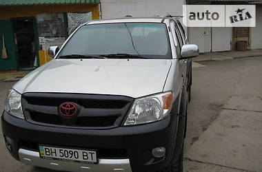 Toyota Hilux 2008 в Одесі