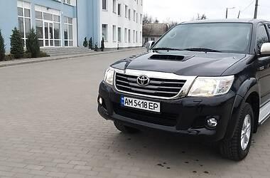 Toyota Hilux 2015 в Києві