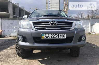 Toyota Hilux 2013 в Киеве