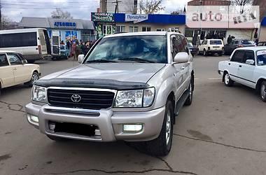 Toyota Land Cruiser 100 2001 в Донецке