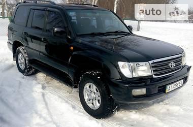 Toyota Land Cruiser 100 4.7 2003