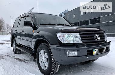 Toyota Land Cruiser 100 VIP   2006