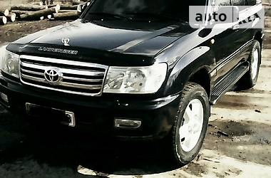 Toyota Land Cruiser 100 1997