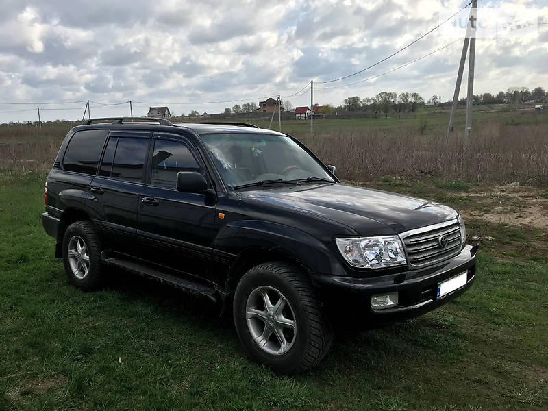 Toyota Land Cruiser 100 2003 в Киеве
